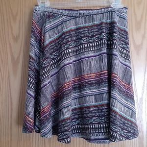 Small Multi-colored Skirt